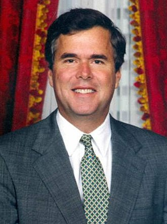 1994 Florida gubernatorial election - Image: Jeb Bush 1999 (cropped)
