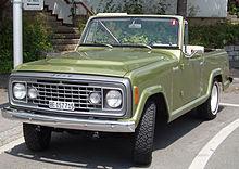 Jeepster Commando - Wikipedia