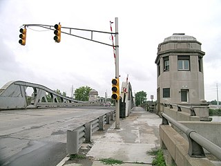 West Jefferson Avenue–Rouge River Bridge United States historic place