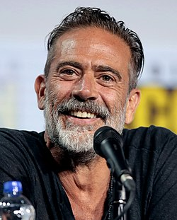 Jeffrey Dean Morgan, i juli 2019.
