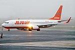 Jeju Air, HL8331, Boeing 737-8JP (44888063935).jpg