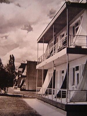 Jelitkowo - A resort at Jelitkowo in 1964