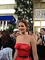 Jennifer Lawrence @ 2013 Golden Globes (8379852580).jpg