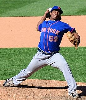 Jenrry Mejía Dominican baseball player