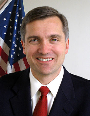 {{w|Jim Matheson}}, Congressman from Utah (D-U...