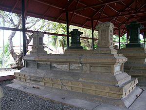 Ali Mughayat Syah - Sultan Ali Mughayat Syah's tomb in Banda Aceh