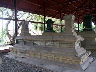 Aceh Sultanate - Sultan Ali Mughayat Syah's tomb in Banda Aceh