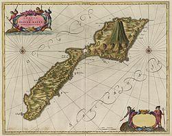 Joan Blaeu-Insula Qvæ Ioanne Mayen nomen sortita est.JPG