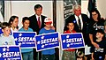 Joe Sestak and Chris Dodd at children's issues event.jpg