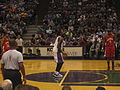 Joe Smith free throw Bucks v Hawks.jpg
