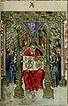 Joh. Michaelis Faustij Compendium alchymist. novum, sive, Pandora explicata and figuris jllustrata, das ist, Die edelste Gabe Gottes, oder, Ein güldener Schatz - mit welchem die alten und neuen (14598464487).jpg