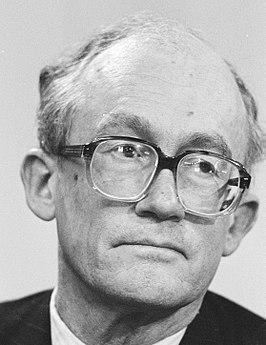 Johan Witteveen in 1984