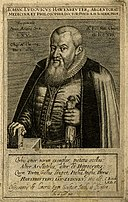 Johann Ludwig Hawenreuter. Line engraving by J. van der Heyd Wellcome V0002624.jpg