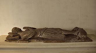 John Hastings, 2nd Baron Hastings - Effigy of John Hastings