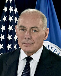 John Kelly official DHS portrait