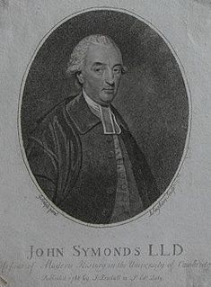 John Symonds (academic) British historian