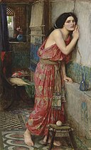 John william waterhouse ra thisbe).jpg