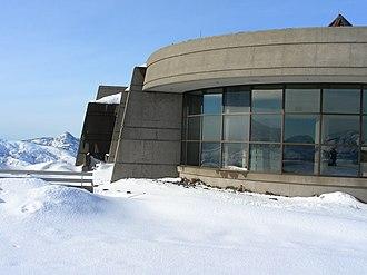 David A. Johnston - Johnston Ridge Observatory (JRO) in December 2005