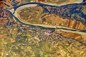 Cagayan River - The river as it passes through Jones in Isabela