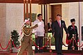 Jordan's King Abdullah II and Philippine President Rodrigo Duterte 04.jpg
