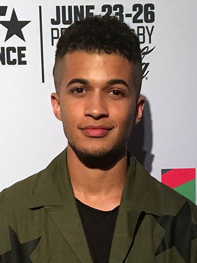 Picture of a band or musician: Jordan Fisher