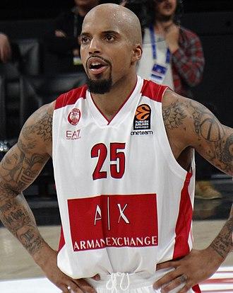 Basketball Champions League MVP - Jordan Theodore was the inaugural winner of the award