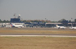 José Martí International Airport - Domestic Terminal 1