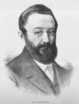 Josef Franta Sumavsky 1886 Vilimek