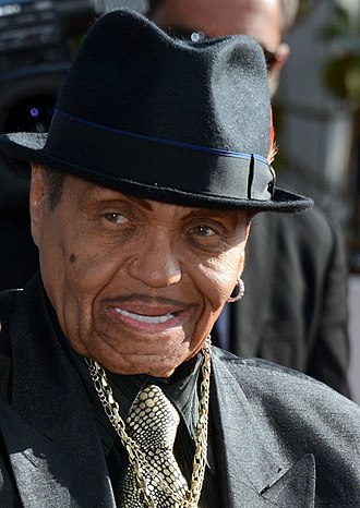 Jackson family - Joe Jackson in 2014.