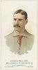 Joseph Mulvey, Philadelphia Quakers, baseball card portrait LCCN2007677698.tif