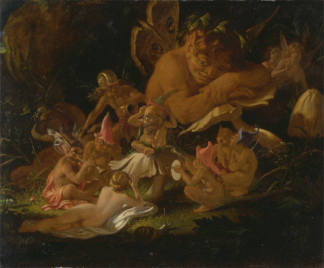 ファイル joseph noel paton puck and fairies from a midsummer