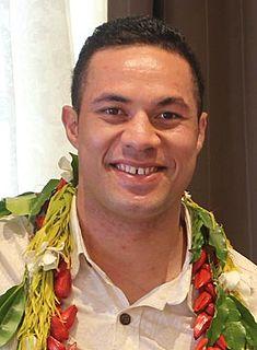 Joseph Parker (boxer) New Zealand boxer