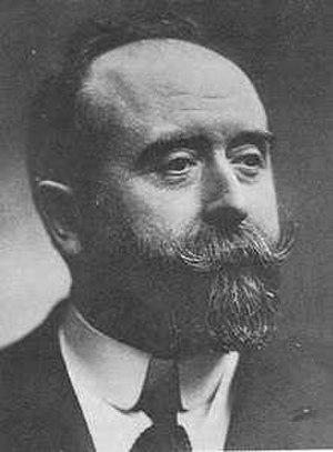 Spanish general election, 1923 - Image: Juan de la Cierva Peñafiel