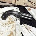 Jules Mariette 1834 revolver used in assassination of Prince Mihailo Obrenovic.jpg