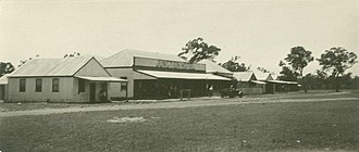 Dimbulah, Queensland - Junction Hotel, Dimbulah, circa 1930 (still operating 2017)