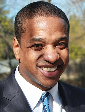 Lieutenant Governor of Virginia - Image: Justin Fairfax (8636601491)