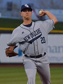 Justin Nicolino American baseball player