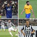 Juventus FC - 2010s - Buffon & BBC (Barzagli-Bonucci-Chiellini).jpg