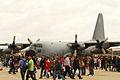 KC-130H Hercules (TK.10-12 - 31-54) del Ala 31 del Ejército del Aire (15353013710).jpg