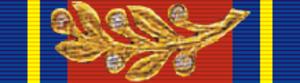 Yōhei Sasakawa - Image: KHM Royal Order of Sahametrei Grand Cross