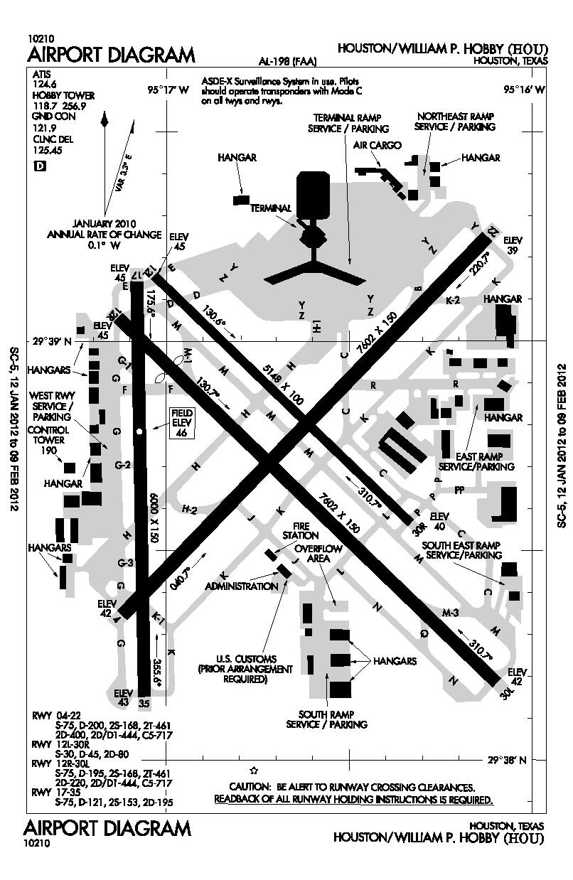 File khou airport wikipedia - Planning and design of airports pdf ...