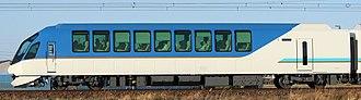 Kintetsu 50000 series - Image: KINTETSU50000 SV1