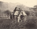KITLV 100435 - Unknown - Temple Meruvarddhanaswami at Pandrethan in British India - Around 1870.tif