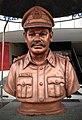 KS Vyas bust in Vijayawada, Andhra Pradesh.jpg