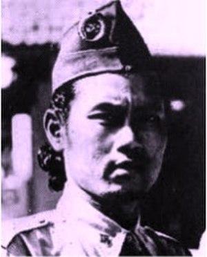 Abdul Kahar Muzakkar - Image: Kaharmuzakkar