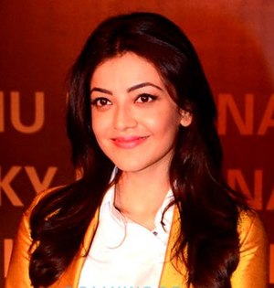 Kajal Aggarwal - Aggarwal at the premier of Sarbjit, 2016