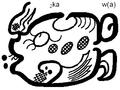 Kakaw (Mayan word).png