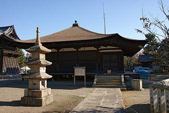 Kakurin-ji (Kakogawa) - Taishidō