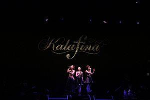 Kalafina - Image: Kalafina en México (26174175521)