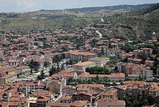 Kastamonu Municipality in Kastamonu Province, Turkey